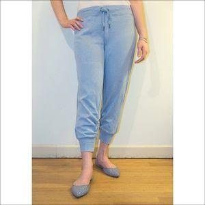 Calvin Klein Blue Sweatpants Small
